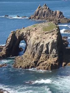 Gwennap Head island 2