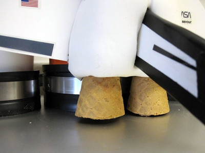 Waffle cone main engines