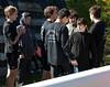 Boys novice team conferring