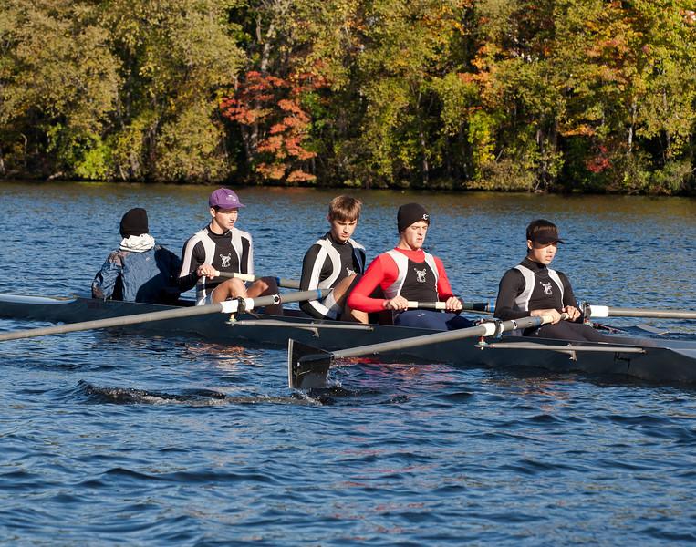 Boys varsity: Chris, Isaac, Max, Turney, Don (cox)