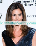 NEW YORK-MARCH 22: Cindy Crawford attends DIFFA'S DINING BY DESIGN NEW YORK 2010: Gala Dinner Hosted By Cindy Crawford and Rande Gerber on Monday, March 22, 2010 at Pier 94, 12th Avenue at 55th Street, New York City, NY