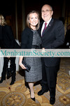 NEW YORK-JANUARY 12: Rudy and Judith Giuliani attend Cocktail Party hosted by DOUGLAS HANNANT and AVENUE Magazine to Celebrate the New Decade on Tuesday, January 12, 2010 at The Terrace Room at The Plaza Hotel, Fifth Avenue at 59th Street,  New York City, NY (PHOTO CREDIT:  ©Manhattan Society.com 2010 by Christopher London)