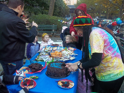 Daniel and Mordechai's birthday party!!!!