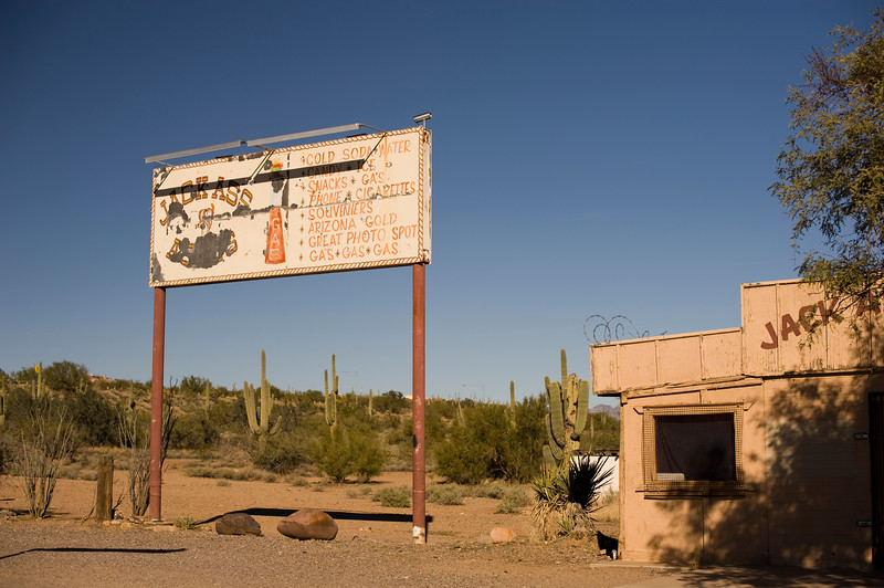 25. December 2010 just outside Phoenix, AZ
