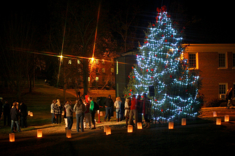Festival of Lights Celebration; December 2010