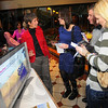Networking: Amy Gibson of M. Gibson Digital Imaging chats with Stefanie Pichonnat, Jeremy Turner and Heather Penney at the Schmooza Palooza Thursday evening. The Terre Haute Chamber of Commerce hosted the event.