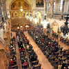 Liturgy: The Church of the Immaculate Conception hosted the Eucharistic Liturgy Saturday.