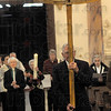 Liturgy: The Eucharistic Liturgy begins at the Church of the Immaculate Conception Christmas Day.