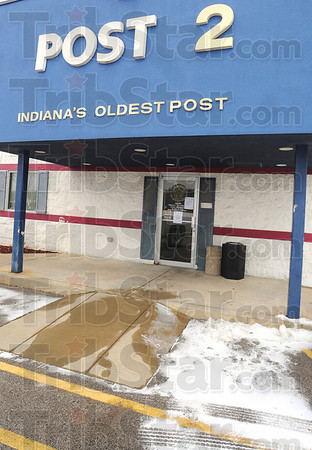 #2: Brazils' American Legion post 2 is the oldest in the state. Wednesday was its last day at its location on State Road 59 south of town.