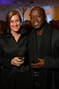 (Denver, Colorado, Dec. 2, 2010)<br /> Amy Harmon and David Adjaye.  Collector's Choice, honoring Fred Hamilton, at the Denver Art Museum in Denver, Colorado, on Thursday, Dec. 2, 2010.<br /> STEVE PETERSON