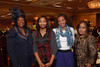 (Denver, Colorado, Dec. 4, 2010)<br /> Awardees:  Fran Jefferson, Traci Morgan, McKenna Schoenberg, and Sheri Hunter-Miller.  The National Council of Negro Women host the 19th Annual Founder's Day Harambee Brunch at the Doubletree Hotel Denver in Denver, Colorado, on Saturday, Dec. 4, 2010.<br /> STEVE PETERSON