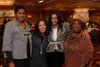 (Denver, Colorado, Dec. 4, 2010)<br /> Stephanie Cross, Sylvia Smith-Brown, Valeria Cooper, and Claudette Sweet.  The National Council of Negro Women host the 19th Annual Founder's Day Harambee Brunch at the Doubletree Hotel Denver in Denver, Colorado, on Saturday, Dec. 4, 2010.<br /> STEVE PETERSON