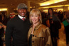 (Denver, Colorado, Dec. 9, 2010)<br /> Renaldo Hill and Cynthia Petrus.  Miracle on Fifth Avenue cocktail event at  Saks Fifth Avenue Cherry Creek in Denver, Colorado, on Thursday, Dec. 9, 2010.<br /> STEVE PETERSON