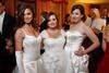 (Denver, Colorado, Dec. 21, 2010)<br /> Juliana Broz, Tenney Espy, and Mary Rassenfoss.  The 55th Annual Denver Debutante Ball at the Brown Palace Hotel & Spa in Denver, Colorado, on Tuesday, Dec. 21, 2010.<br /> STEVE PETERSON