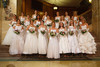(Denver, Colorado, Dec. 21, 2010)<br /> The debutantes are ready for a formal group photo.  The 55th Annual Denver Debutante Ball at the Brown Palace Hotel & Spa in Denver, Colorado, on Tuesday, Dec. 21, 2010.<br /> STEVE PETERSON