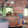 teacups with Aunt Rosie and Uncle Jeff