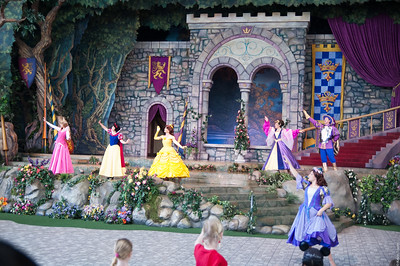 Princesses Dance