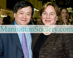 NEW YORK-APRIL 1:  Event Co-Chairs Philip L. Yang,  Joan P. Young attend East Side House Settlement Gala Preview of the 2010 New York International Auto Show on Thursday, April 1, 2010 at The Jacob K. Javits Center, 11th Avenue at 35th Street, New York City, NY (PHOTO CREDIT:  ©Manhattan Society.com 2010 by Gregory Partanio)