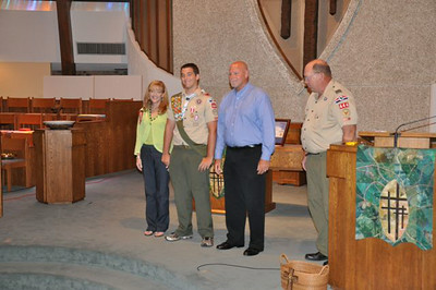 2010 Eagle Court of Honor - Rogers