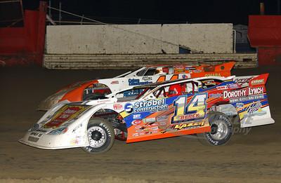 14 Kyle Berck and 44 Jim O'Hara
