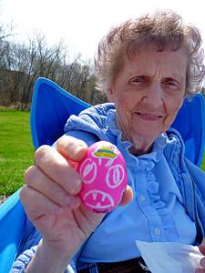 Aunt Nea & The Demon Egg