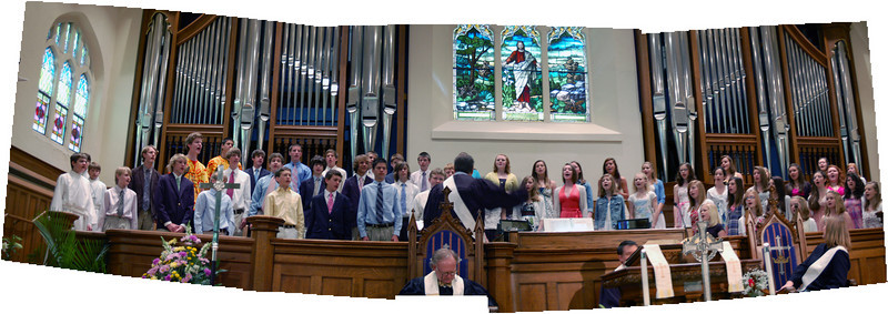 Easter at FUMC
