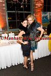 "Nazira Handal, Yaz Hernandez attend El Museo del Barrio: ""Young International Circle Benefit 2010""  to Celebrate ""Día de los Muertos"" on Thursday, October 28, 2010 at Tribeca Rooftop, 2 Desbrosses St, New York, NY 10013."