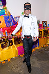 "Gabriel Rivera-Barraza attends El Museo del Barrio: ""Young International Circle Benefit 2010""  to Celebrate ""Día de los Muertos"" on Thursday, October 28, 2010 at Tribeca Rooftop, 2 Desbrosses St, New York, NY 10013."