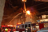 Elizabeth 11-25-10 : Elizabeth 5th alarm at 420 Magie Ave. on 11-25-10.