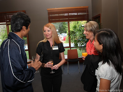 Endeavour Awards Networking function Canberra