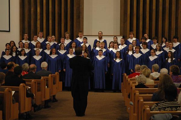 Concert Choir Jan. 31st