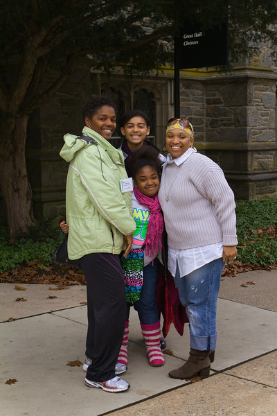 Family Weekend 2010