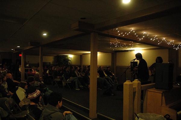 Caleb Hawley concert Feb. 10
