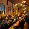 Great Hall as Hogwarts