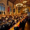 Great Hall as Hogwarts