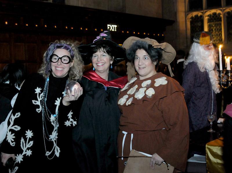Hogwarts Faculty