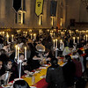 Deck the Great Hall with Candelabra