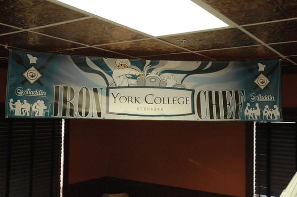 Iron Chef Oct. 27th