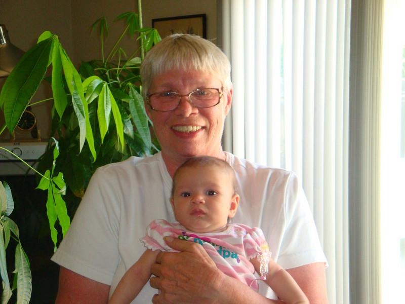 I love Grandma!