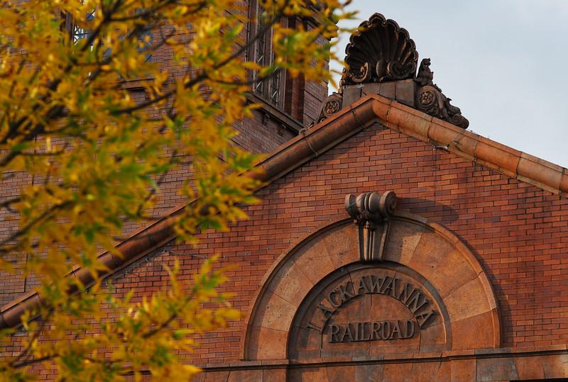 The Lackawanna Station in Binghamton.