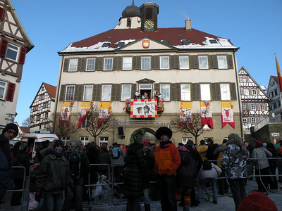 Fasching in Herrenberg