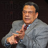 Many hats: Andrew Young has held many job titles in his life including ambassador, mayor, congressman and pastor.