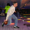 Striking out: Terre Haute City Councilman  Neil Garrison took part in the Wabash Valley Crime Stoppers Strike Out Crime event Friday afternoon at the Terre Haute Bowling Center.
