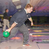 "Community support: Matt Luecking of Terre Haute Savings Bank bowls during the Wabash Valley Crime Stopper's ""Strike Out Crime"" event Friday afternoon at the Terre Haute Bowling Center."