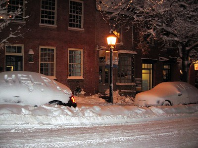 200 Block of King Street (11:19pm on Saturday, Feb. 6)