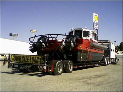 Fire Boat Gordon B. Smith Under Construction