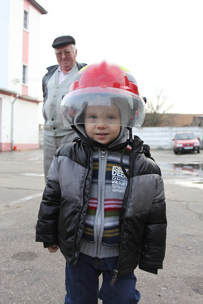 Welcome fireman Joshua :)