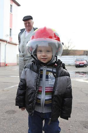 Welcome fireman Joshua :)