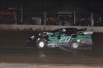 20 Jimmy Owens and 0 Scott Bloomquist