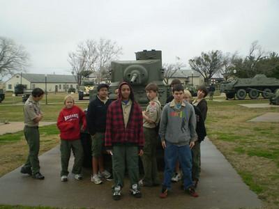 2010 Fort Hood Sleepover
